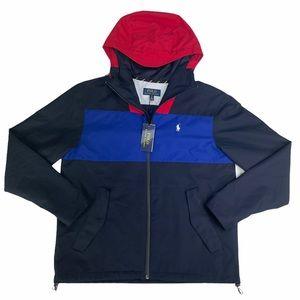 Polo Ralph Lauren Hooded Men's Rain Jacket Size S